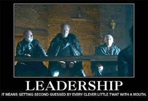 For Every Leader, There Is a Tyrian