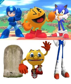 Nintendo's Portrayals of Classic Characters Vs. the Owners of the Characters