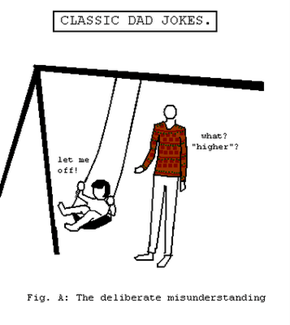 The Ultimate Compilation of Dad Jokes