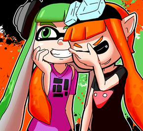 *Hating on Squid Kids