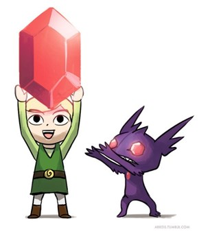 Link Got 200 Rupees!