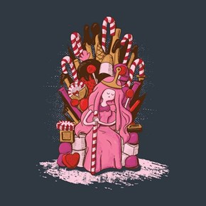 Bubblegum Throne