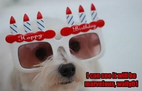 Have a wonderful Friday birthday!