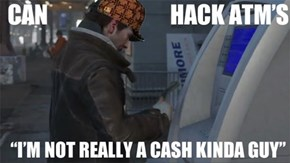 Scumbag Aiden Pearce