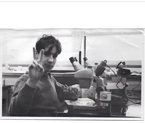 Photo of the Day: Bill Nye in 9th Grade