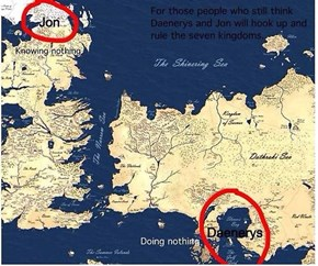 There's Also the Matter of Jon's Parentage