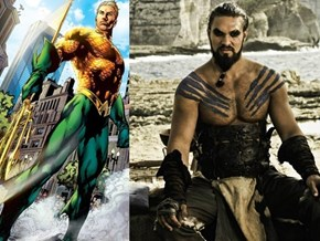 Jason Momoa Rumored To Play The Khal of The Sea