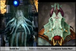 Dalek Sec Totally Looks Like Conqueror Judaa Marr