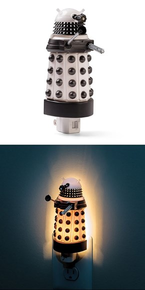 Let Think Geek Exterminate The Darkness