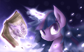 twilight is reading
