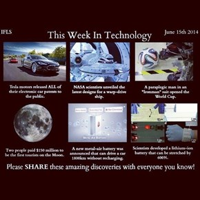 Last Week in Technology