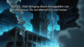 Suddenly Appeared While Watching Ao No Exorcist...