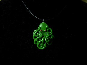 Cthulhu Octopus Necklace