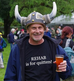 A True Viking