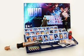 Doctor Guess Who