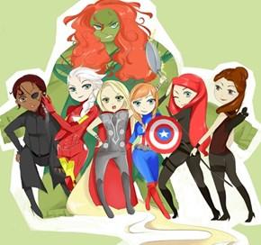 Disney's The Avengers