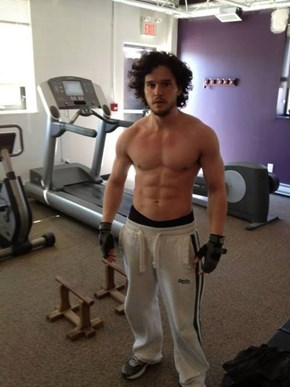 Did You Know Jon Snow Was Hiding All This Under His Furs?