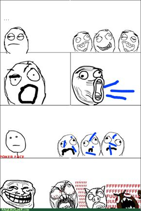 Sneeze Troll
