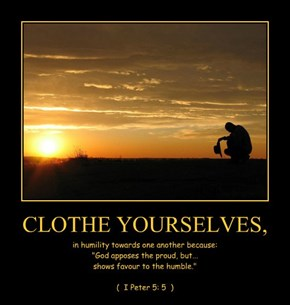CLOTHE YOURSELVES,