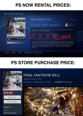 Sony, This is Not the Way to Go