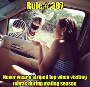 Rule # 387