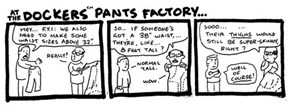 At The Pants Factory