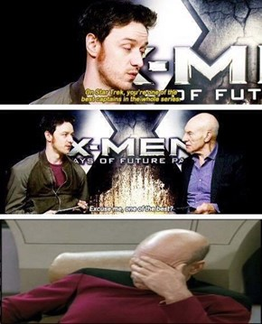 Why Picard Face Palm Exists