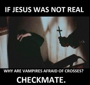 Get Rekt, Atheists!