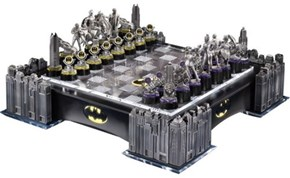 This Amazing Batman Chess Set Will Only Cost a Month's Worth of Rent to Own