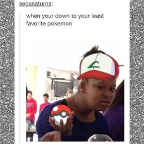 I Guess I Choose You...