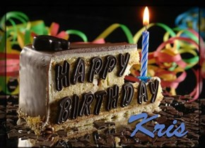 Happy Birthday 2katmom