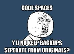 Can They Really Be Called Backups Then?