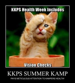 KKPS SUMMER KAMP