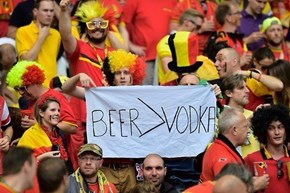 No Wonder Belgium Beat Russia in the World Cup