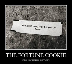 One Ominous Cookie