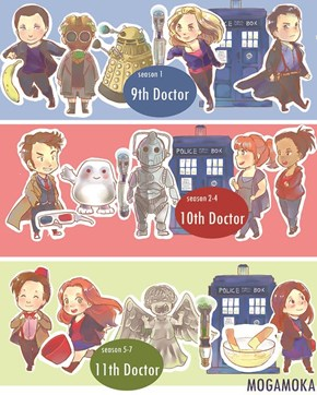 Ten Years of New Who