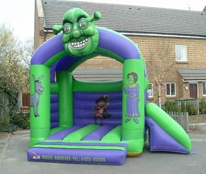 The Bouncy Castle From Hell