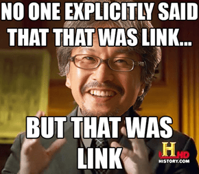 Aonuma at E3 in a nutshell