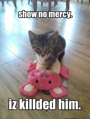 iz killded him.