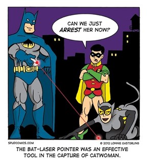 Batman Invents Everything Good