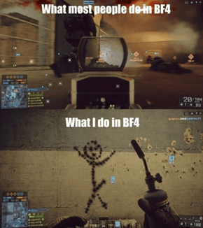 The Real Way to Play Battlefield 4