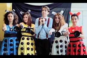 The Only Time A Dalek Friendzoned The Doctor