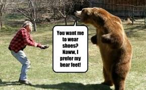 Bearly Funny!