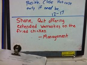 Meet Shane, the Walmart Deli Employee Who Gives His Managers a Major Headache