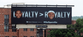 This New Billboard in San Antonio is Glorious