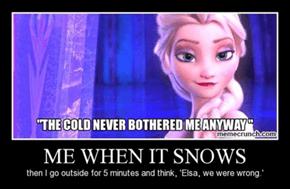 Damn the Cold