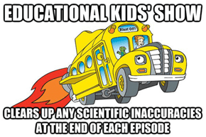 Good Guy Magic School Bus