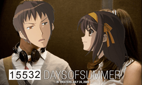 15532 Days of Summer