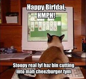 Happy Birthday HMPH