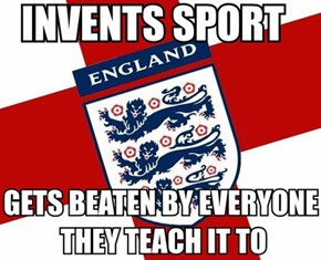 Bad Luck England